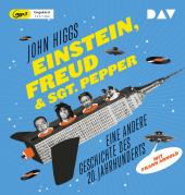 Einstein, Freud & Sgt. Pepper, 2 MP3-CDs