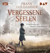 Vergessene Seelen. Ein Fall für Max Heller, 1 MP3-CD Cover
