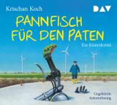 Pannfisch für den Paten. Ein Küstenkrimi, 5 Audio-CDs Cover