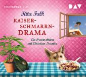 Kaiserschmarrndrama. Ein Provinzkrimi, 6 Audio-CDs Cover