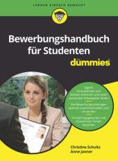 Bewerbungshandbuch für Studenten für Dummies Cover