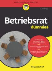 Betriebsrat für Dummies Cover