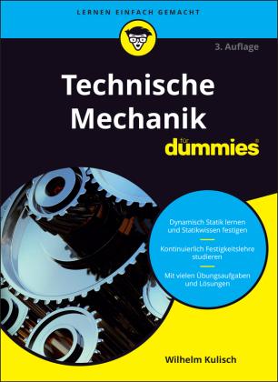 Technische mechanik f r dummies wilhelm kulisch for Statik lernen grundlagen