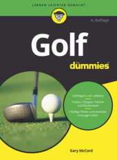Golf für Dummies Cover