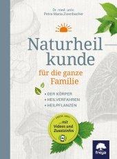 Naturheilkunde für die ganze Familie Cover