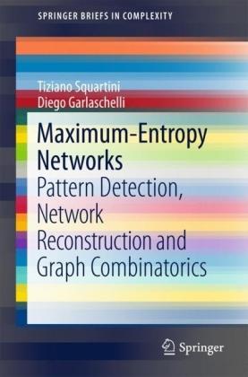 Maximum-Entropy Networks