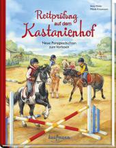 Die Ponybande. Reitprüfung auf dem Kastanienhof Cover