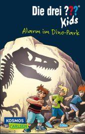 Die drei ??? Kids: Alarm im Dino-Park Cover