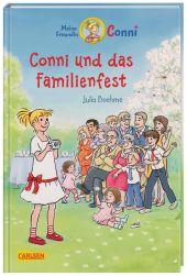Meine Freundin Conni, Conni und das Familienfest Cover