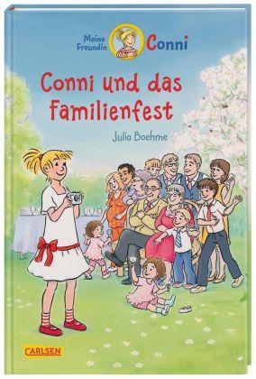Meine Freundin Conni, Conni und das Familienfest