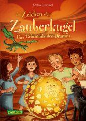 Im Zeichen der Zauberkugel - Das Geheimnis des Drachen Cover