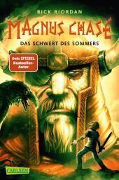 Magnus Chase - Das Schwert des Sommers Cover