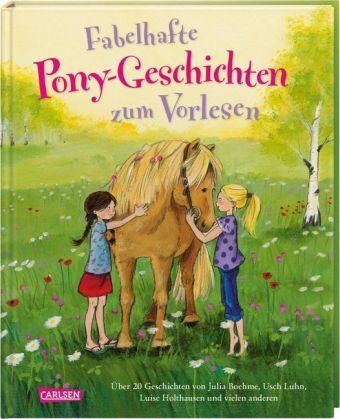 Fabelhafte Pony-Geschichten zum Vorlesen