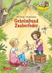 Geheimbund Zauberfeder Cover