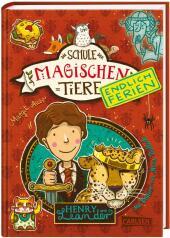 Die Schule der magischen Tiere - Endlich Ferien: Henry und Leander Cover