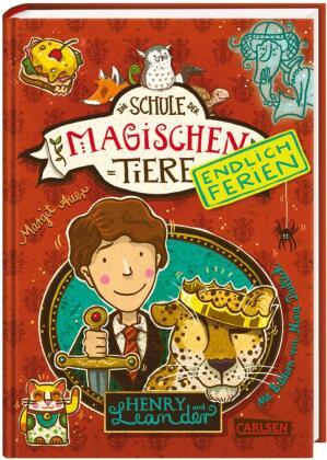 Die Schule der magischen Tiere - Endlich Ferien: Henry und Leander