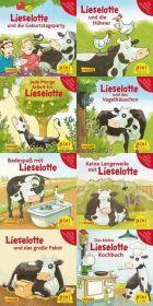 Pixi-Buch 2279-2286 (Lieselotte), 8 Hefte