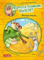 Professor Plumbums Bleistift: Mumien-Alarm! Cover