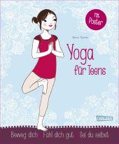 Yoga für Teens Cover