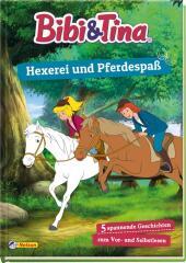 Bibi und Tina: Hexerei und Pferdespaß Cover