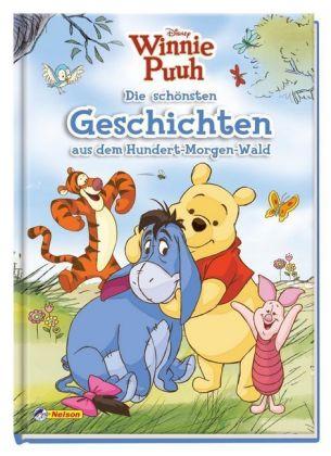 Disney Winnie Puuh - Die schönsten Geschichten aus dem Hundert-Morgen-Wald