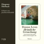 Heimliche Versuchung, 7 Audio-CDs Cover