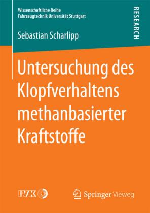 Untersuchung des Klopfverhaltens methanbasierter Kraftstoffe