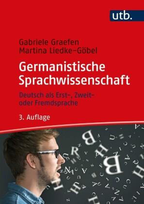 Graefen, Gabriele / Liedke, Martina: Germanistische Sprachwissenschaft