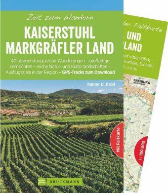 Zeit zum Wandern Kaiserstuhl und Markgräfler Land