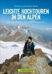Leichte Hochtouren in den Alpen Cover