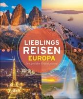 Lieblingsreisen Europa Cover