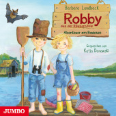 Robby aus der Räuberhöhle - Abenteuer am Badensee, 1 Audio-CD Cover