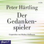 Der Gedankenspieler, 4 Audio-CDs Cover