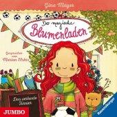 Der magische Blumenladen - Das verhexte Turnier, 1 Audio-CD