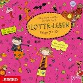 Mein Lotta-Leben - Das reinste Katzentheater / Der Schuh des Känguru, 2 Audio-CDs Cover