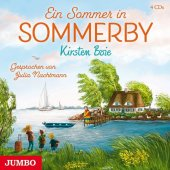 Ein Sommer in Sommerby, 4 Audio-CDs Cover