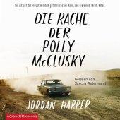 Die Rache der Polly McClusky, 2 MP3-CDs Cover
