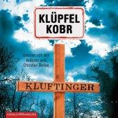 Kluftinger, 11 Audio-CDs Cover