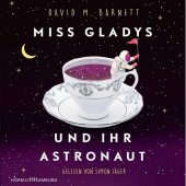 Miss Gladys und ihr Astronaut, 2 MP3-CDs