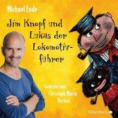 Jim Knopf und Lukas der Lokomotivführer - Die ungekürzte Lesung, 6 Audio-CDs Cover