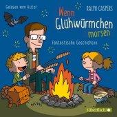 Wenn Glühwürmchen morsen, 2 Audio-CDs Cover