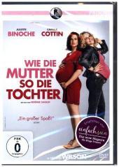 Wie die Mutter so die Tochter, 1 DVD Cover