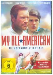 My All American, 1 DVD Cover