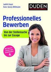 Duden Ratgeber - Professionelles Bewerben Cover