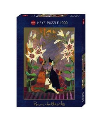Lilies (Puzzle)