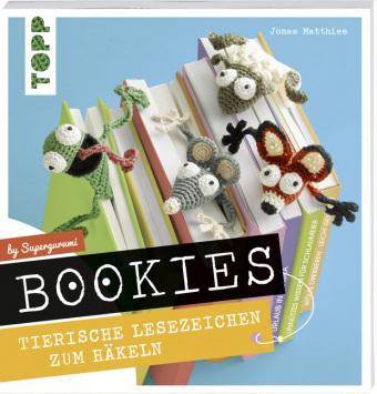 Bookies. Tierische Lesezeichen zum Häkeln by Supergurumi
