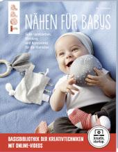 Nähen für Babys Cover