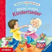 Meine erste Kinderbibliothek. Meine ersten Kinderlieder, 1 Audio-CD