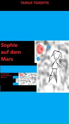 Sophie auf dem Mars