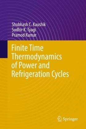 Finite Time Thermodynamics of Power and Refrigeration Cycles